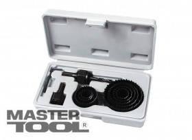 MasterTool  Набор фрез для дерева 19- 64 мм 11 шт, Арт.: 12-2570