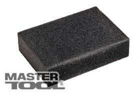 MasterTool  Губка для шлифования Р 60 100*70*25 мм, Арт.: 08-0306