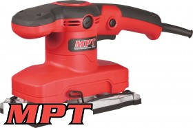 MPT  Шлифмашина вибрационная 320 Вт, 14000 об/мин,  180*90 мм, Арт.: MFS3203