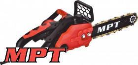 """MPT  Пила цепная электрическая 1800 Вт, 305 мм/12"""", 12м/с, 6000 об/мин, Арт.: MECS1203"""