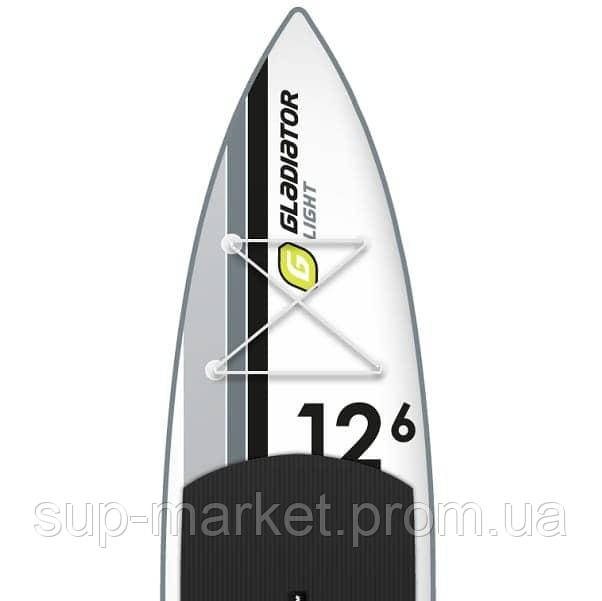 SUP доска Gladiator LT12.6T, 12'6'' x 32'', 20psi, 2020