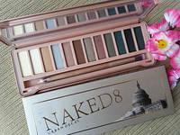 Новинка палетка теней, тени Naked8 по супер цене!, фото 1