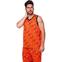 Форма баскетбольная мужская Camo LD-8003-2 (реплика)