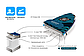 SUP доска Gladiator PRO11.4 Design, 11'4'' x 32'', 26psi, 2020, фото 2