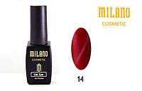 Кошачий глаз Milano  014