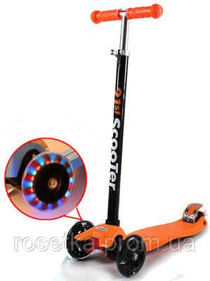 Детский самокат 21st scooter Maxi Micro