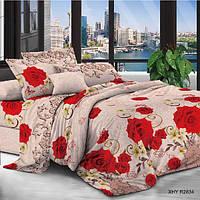 Семейное постельное белье полиСАТИН 3D (поликоттон) 852834