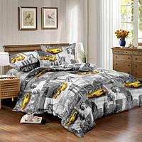 Двуспальное постельное белье САТИН 100% хлопок