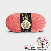 Пряжа Madame Tricote Paris Мерино голд, №036, коралл
