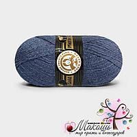 Пряжа Madame Tricote Paris Мерино голд, №138, джинс