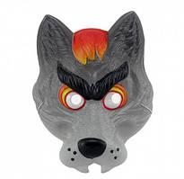 Маска детская Волк