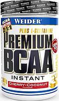 Аминокислоты WEIDER Premium BCAA 500 g Cherry-Coconut