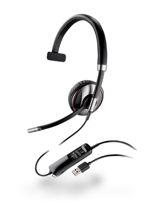 Гарнитура для колл-центра Plantronics BLACKWIRE C710, фото 2