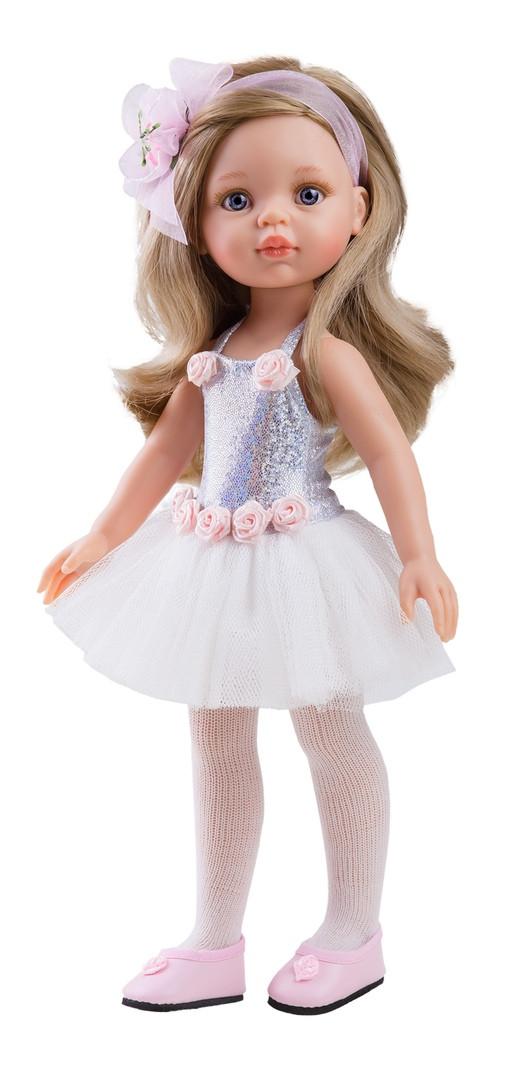 Кукла Паола Рейна Карла балерина Paola Reina