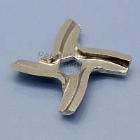 Нож для мясорубки Moulinex HV2, HV3, HV4, HV6, HV8 с шестигранником