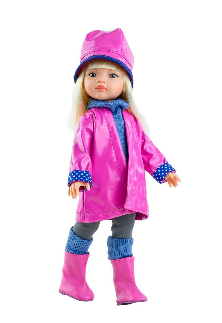 Кукла Паола Рейна Маника Paola Reina