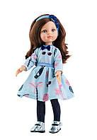 Кукла Паола Рейна Керол с серыми глазами Paola Reina