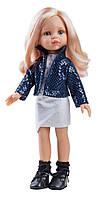 Кукла Паола Рейна Карла с розовыми волосами Paola Reina