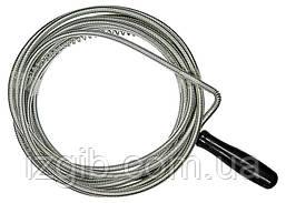 Трос для прочистки труб СибрТех L - 5 м, D - 6 мм2