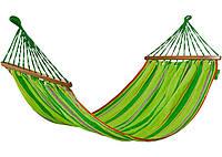 Гамак Palisad Camping 200*100см с деревянными планками