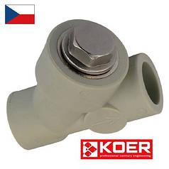 Фильтр 25 для полипропиленовых труб KOER