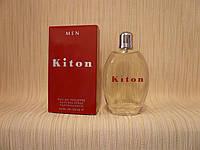 Kiton - Kiton Men (1996) - Туалетная вода 4 мл (пробник) - Первый выпуск, старая формула аромата 1996 года