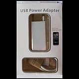 Комплект: адаптер + кабель USB., фото 2
