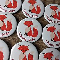 Значок с логотипом Lisana_kids