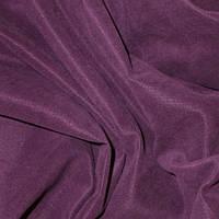 Декор-нубук хлопок фиолет