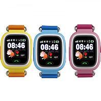 Детские смарт часы Q80 Smart Baby Watch GSM, Sim, SOS, GPS tracker часы - телефон