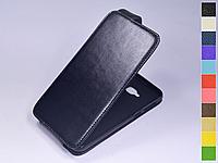 Откидной чехол из натуральной кожи для Asus Zenfone 4 Selfie Pro ZD552KL
