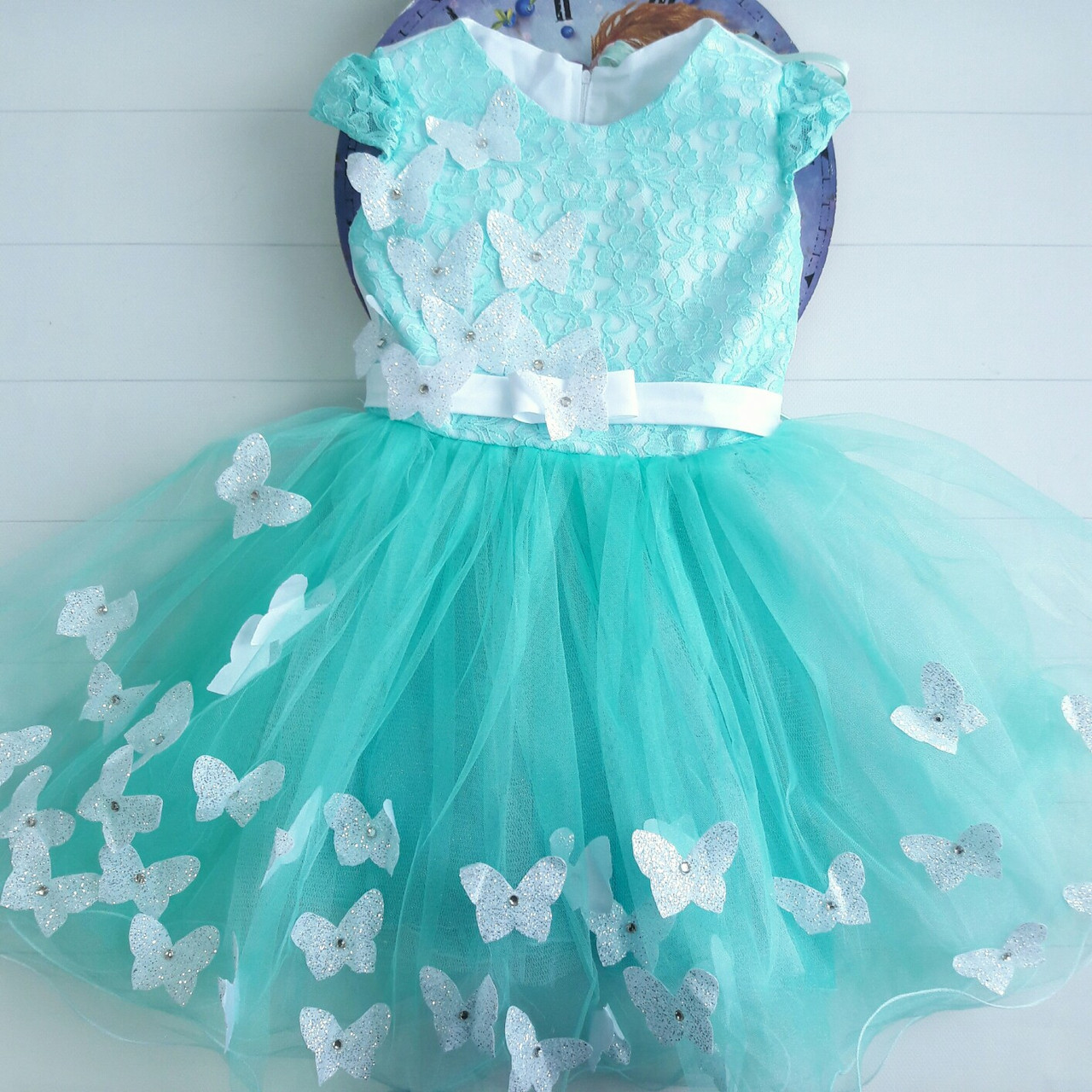Купить Нарядное розовое платье, для девочки. Elegant pink dress ... | 1280x1280