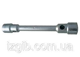 Ключ балонный двухсторонний Matrix 24x27 мм толщина 26 мм, длина 350 мм