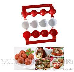 Форма для изготовления мясных шариков Stuffed Ball Maker 3234 VJ