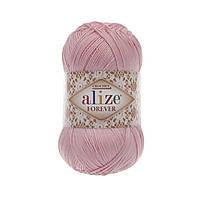 Пряжа Ализе Форевер Alize Forever, цвет №32 светло розовый