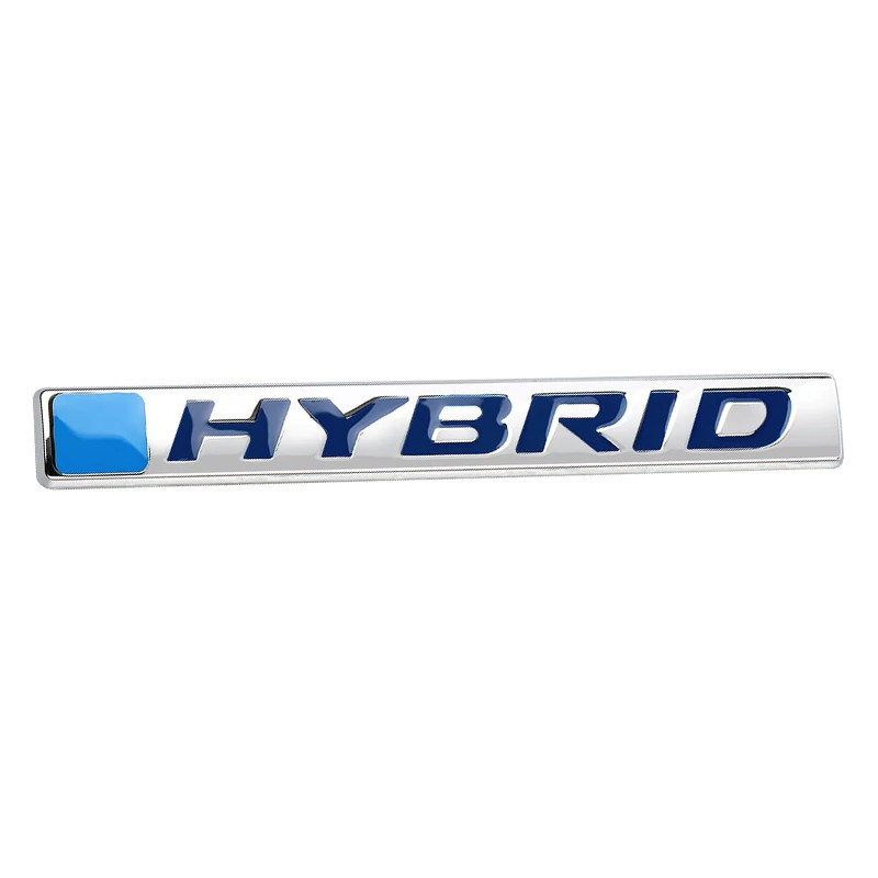 3D эмблема HYBRID, фото 1