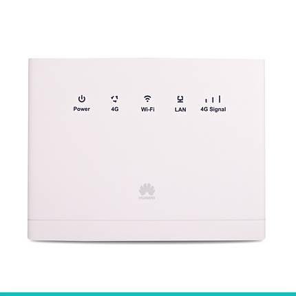 4G LTE Wi-Fi роутер Huawei B315s-607 (Киевстар, Vodafone, Lifecell), фото 2
