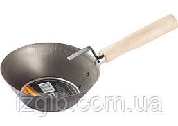 Ковш стальной штукатурный Sparta деревянная ручка