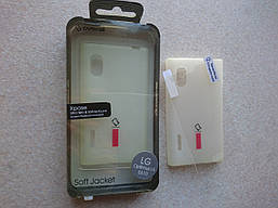 Чехол для LG Optimus L5 E610 + плёнка