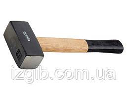 Кувалда Sparta 1000г кованая головка деревянная двухцветная рукоятка