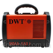 Сварочный инвертор DWT MMA-180 I, фото 3