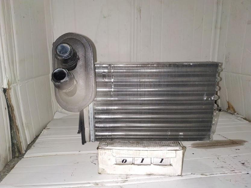 №11 Б/у радиатор печки для Volkswagen Golf IV 1997-2004 1J0819031A