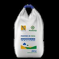Makosh 18 +B, Zn фосфорно-калийное удобрение