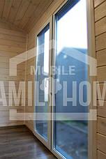 """Мобильный дом """"СИТИ 4-34"""" 33,3м2., на основе цельно-сварного металлического каркаса., фото 3"""