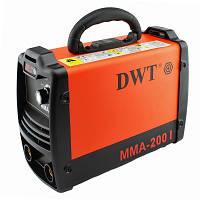 Сварочный инвертор DWT MMA-200 I, фото 1