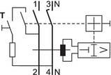 Устройство защитного отключения Hager (ПЗВ) 2P 40A 500mA A (CGA240D), фото 2