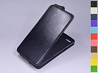 Откидной чехол из натуральной кожи для OnePlus 5