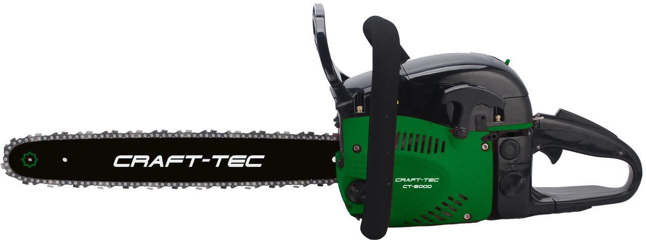 Бензопила Craft -Tec CT - 5000 Econom