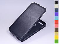 Откидной чехол из натуральной кожи для OnePlus 5T