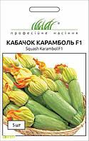 Семена кабачка Карамболь F1,  United Genetics, Италия  5шт